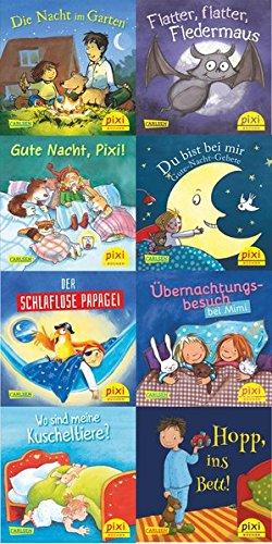 Pixi-8er-Set 233: Pixi wünscht Gute Nacht (8x1 Exemplar)