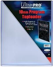 "Ultra Pro 9"" X 11-1/2"" Program Topl"