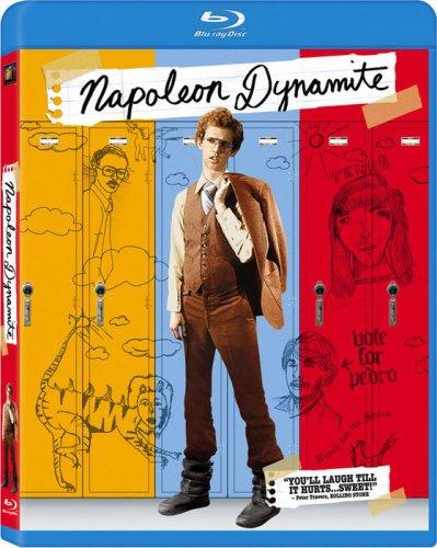 Napoleon Dynamite Blu-ray