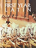 img - for Jenney's First Year Latin book / textbook / text book