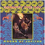 Moons of Jupiter by Scruffy the Cat (1988) Audio CD