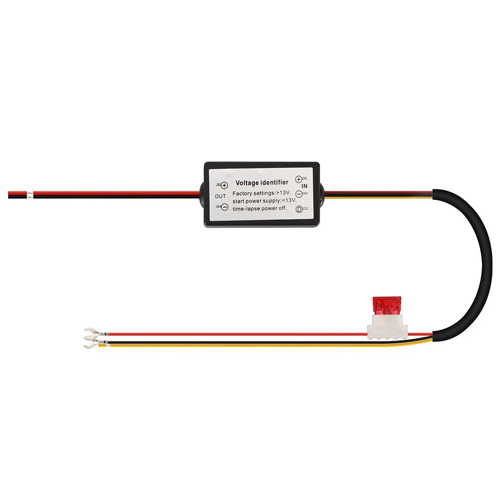 OurLeeme Auto DRL Controller LED Tagfahrlicht Nebelscheinwerfer Dimmer An/Aus