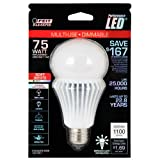 Feit Electric BPAG1100DM/LED A21 LED 75 watt equivalent soft white