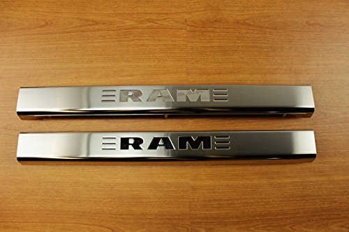 dodge ram door sill plates - 2