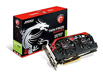 Amazon.com: MSI NVidia GeForce GTX 760 Gaming OC 4 GB GDDR5 ...