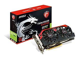 MSI NVIDIA GeForce GTX 760 Gaming OC 4GB GDDR5 2DVI/HDMI/DisplayPort PCI-Express Video Card N760 TF 4GD5/OC (B00E4MQOE6) | Amazon price tracker / tracking, Amazon price history charts, Amazon price watches, Amazon price drop alerts