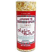 Jane crazy garlic 135g