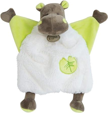taille 7 meilleur choix prix de la rue Baby nat' Doudou Bazile l'Hippo Vert