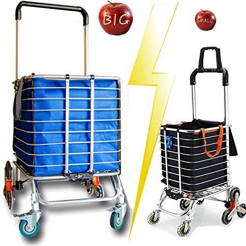 Hereinway Foldable Jumbo Shopping Cart