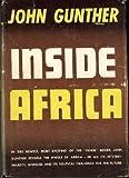 Inside Africa, John J. Gunther, 0836981979