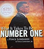 What it Takes to be Number One (Book/dvd/cd set)