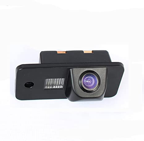 Rear Reversing Backup Camera Rearview License Plate Camera Night Vision Ip68 Waterproof for Audi A1 A3 A4 A5 A6 RS4 TT Q5 Q7 Volkswagen Passat R36