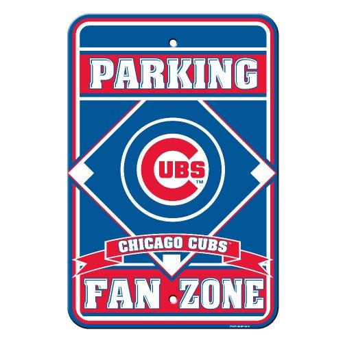MLB Chicago Cubs Parking Sign - Sign Mlb