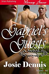 Gabriel's Guests [Lords of Hawksfell Manor 1] (Siren Publishing Menage Amour)