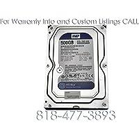 HP 500GB 7.2K RPM SATA 3.5 Inch 6Gb/s Hard Drive