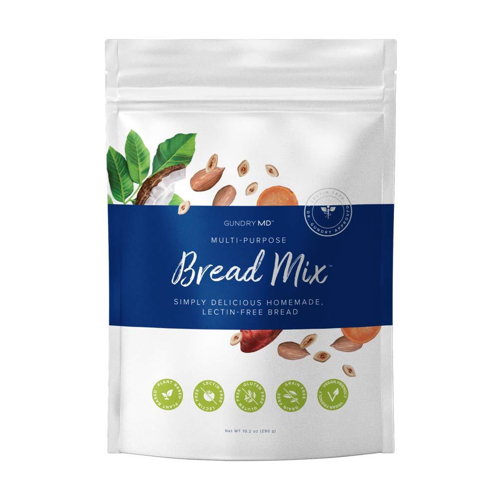 Gundry MD Multi-Purpose Lectin Free Bread Mix, 1 Bag