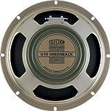 Celestion G10 Greenback Guitar Speaker, 8 Ohm