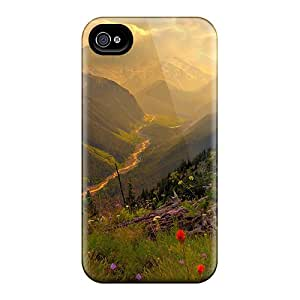 Hot Snap-on Beautiful Landscape Hard Covers Cases/ Protective Cases For Iphone 6plus