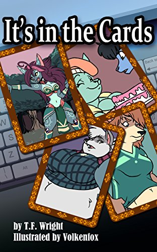 It's in the Cards (Illustrated Anthro Weight Gain Story)
