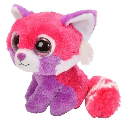 Wild Republic Red Panda Plush, Stuffed Animal, Plush Toy, Gifts for Kids Sassy Scents, Cherry, 5.5