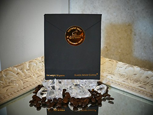 Black Ivory Coffee: The World's Rarest Coffee Naturally Refined by Elephants by Black Ivory Coffee
