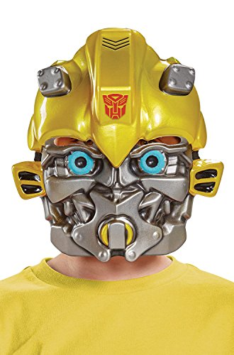 Disguise T5 Bumblebee Vacuform Child Mask-