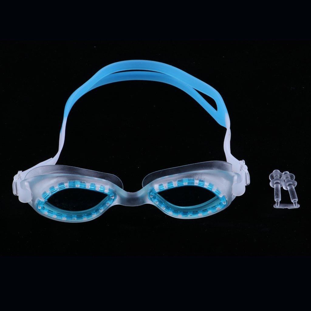 450c13791 Sharplace 1 Pieza de Gafas de Natación para Niños Hecho de Material Silicona  - Azul: Amazon.es: Deportes y aire libre