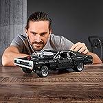 LEGO-Technic-Doms-Dodge-Charger-per-Ricreare-le-Scene-di-Fast-and-Furious-Avventure-ad-Alta-Velocit-Idea-Regalo-per-Bambini-10-Anni-Fan-e-Amanti-delle-Auto-42111