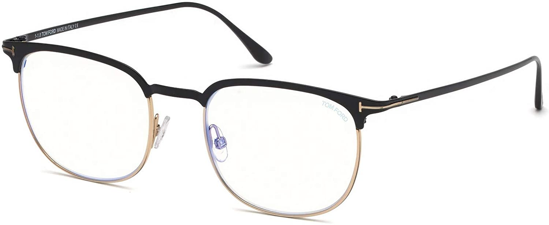 B 001 shiny black Eyeglasses Tom Ford FT 5549