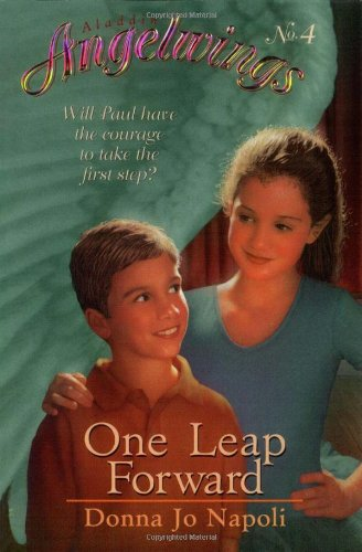 One Leap Forward (Angelwings #4)