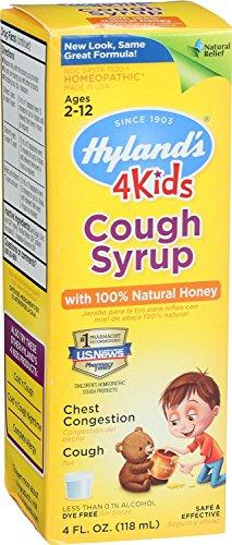 Cough Syrup 4 Kids 4 OZ