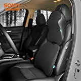 Sojoy Patented Universal Ergonomic Streamlining Car Seat/Cushion...
