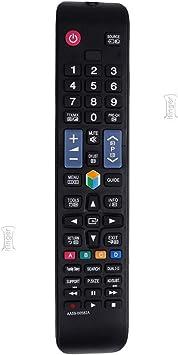 IFINGER Mando para Samsung Smart TV UE37ES5500W UE37ES5500WXXC Televisión SE ENVÍA Hoy: Amazon.es: Electrónica