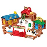 Lincoln Logs Rocky Mountain Ranch
