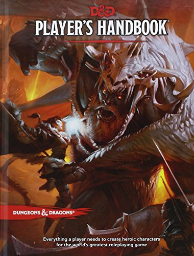 Dungeons And Dragons Dungeon Master (Player's Handbook (Dungeons & Dragons))