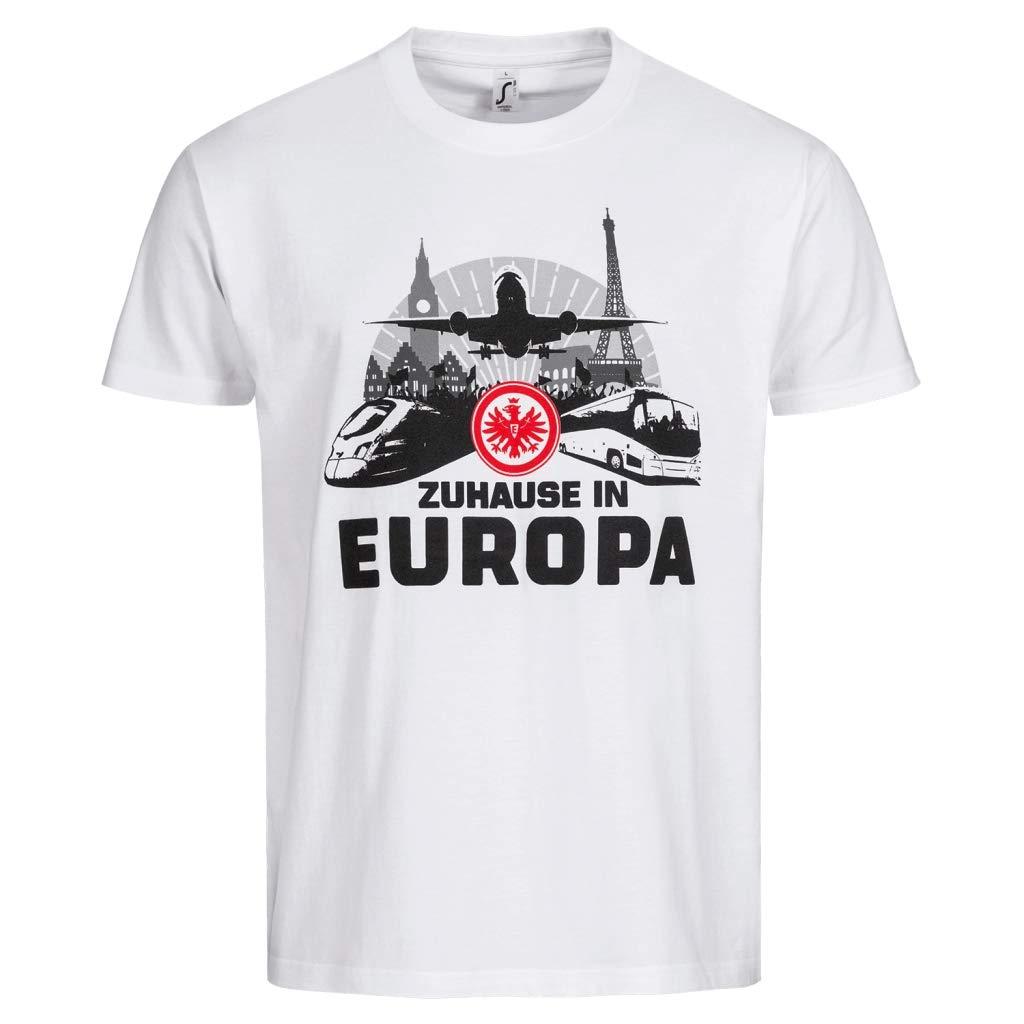 Europa in ShirtShirt Zuhause Eintracht Frankfurt T weiß rxBCQoeWEd