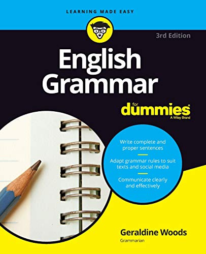English Grammar For Dummies (For Dummies (Lifestyle))
