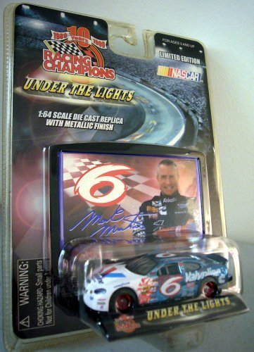 Mark Martin 1999 Racing Champions Under the Lights Limited Edition