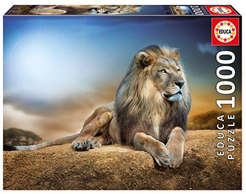 Educa Children's 1000 His Majesty Puzzle (Piece)