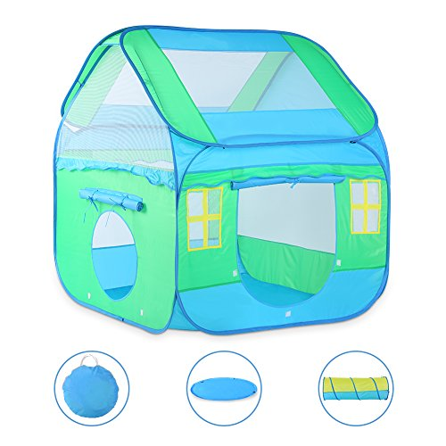 Large Kids Play Tent, Vbestlife Children Pop-Up...