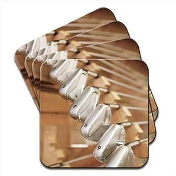 Arrancapuntas plateado Dorado de palos de golf para juego de ...