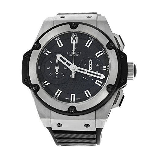 Hublot Big Bang King Power Foudroyante swiss-automatic mens Watch 715.ZX.1127.RX (Certified Pre-owned)