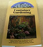 Container Gardening, Linden Hills Press Staff, 0962837830