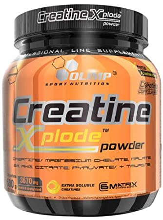 exclusive range the cheapest discount sale Amazon.com: Olimp Orange 500g Creatine Xplode Powder by ...