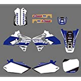 DST0013 Custom Decal Kit Motorcross Graphics for Yamaha YZ 250F 400F 426F YZ250F 1999-2002 4 STROKES