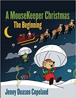 Image result for A MOUSEKEEPER CHRISTMAS