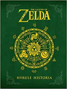 Hyrule Historia HC Book Dark Horse LEGEND OF ZELDA