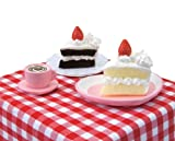 Konapun Sample Replica Food Making Kits Shortcake