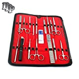 DDP 38 PCS ADVANCED BIOLOGY LAB ANATOMY STUDENT KIT WITH 20 SCALPEL BLADES #10 #22