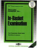 In-Basket Examination, Jack Rudman, 0837367611